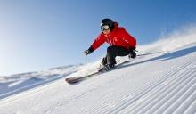 Professional Snowboarding Image
