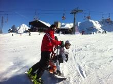 Evolution Pila SnowSportSchool Image