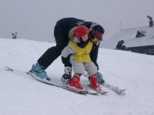 Funny Ski Image