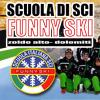 Funny Ski Logo