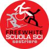 Freewhite Sestriere Logo