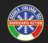 San Sicario Action Logo