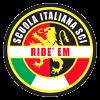 Ride'Em Ski School Logo