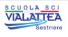 Vialattea Sestriere Logo