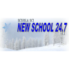 New School 24.7 Logo