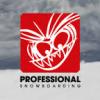 Professional Snowboarding Logo